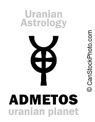 Astrology: ADMETOS (uranian planet) - Astrology Alphabet:...
