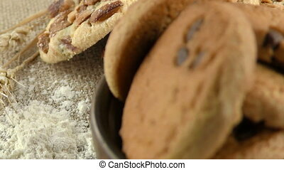 Sugarly Chocolate Chip Cookie Mixed Ready to Eat