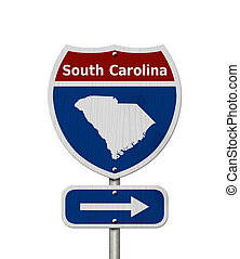 Road trip to South Carolina