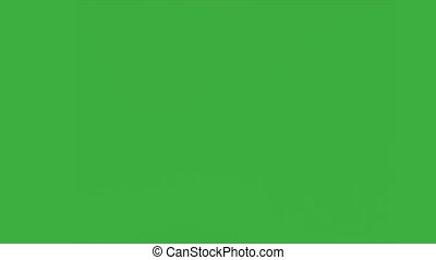 Clapping Hands on green screen