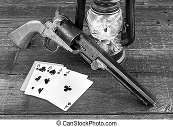 Dead Man's Hand. - Dead man's hand , ace's and eights in the...