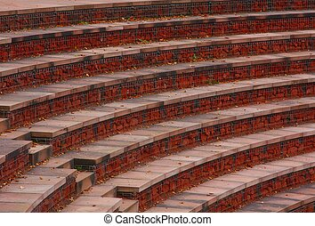 Augusta Raurica Amphitheatre - Restored Remains of a Roman...