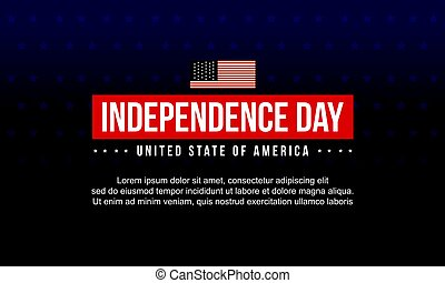 Background collection independence day