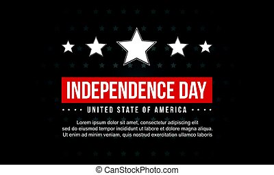 Background collection for independence day