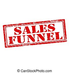 Sales Funnel-stamp