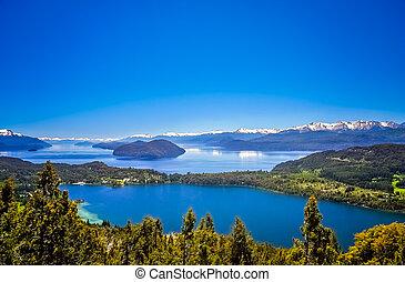 Argentinian Lake District - Stunning views of Lake District...
