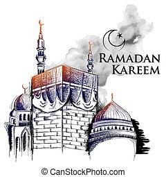 Ramadan Kareem Generous Ramadan greetings for Islam...