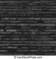 Luxury black wood surface texture