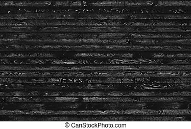Black seamless wood vintage texture