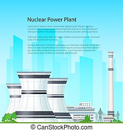 Flyer Nuclear Power Plant