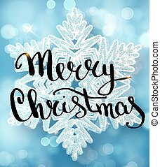 Christmas decoration. New Year background - Merry Christmas...
