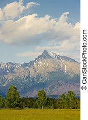 High Tatras, Slovakia - Krivan, Vysoke Tatry (High Tatras),...