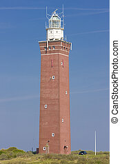 lighthouse, Ouddorp, Netherlands
