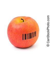 Barcode,  Äpple