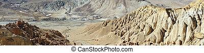 Khyunglung caves