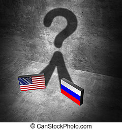 Russia American news question