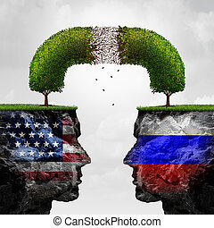 Russia United States Relations Problem