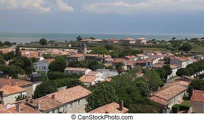 Il de Re France city video