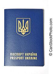 Ucrânia, passaporte