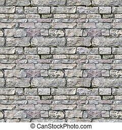 Seamless high resolution brick texture