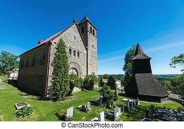 The Church of the Assumption of the Virgin Mary, Vysker -...