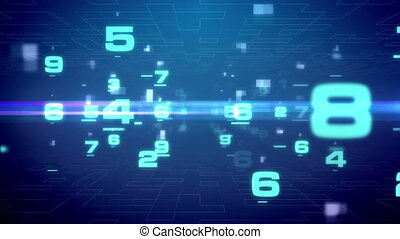 """Abstract technology background"" - ""Abstract technology..."