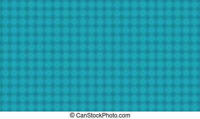 Blue abstract small texture looping animated CG background -...