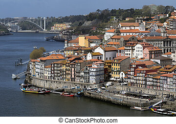 Oporto or Porto - Portugal - The city of Oporto (or Porto)...
