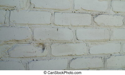 Texture of old brick wall background.