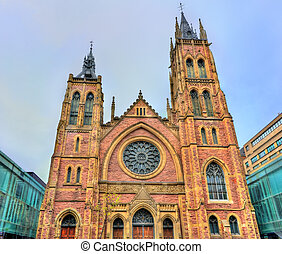 St. James United Church in Montreal, Canada - St. James...