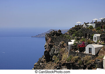 Viewpoint - Dream house set on a hill overlooking the sea....