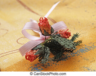 Christmas flower - Christmas table flower