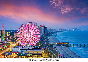 Myrtle Beach, South Carolina, USA