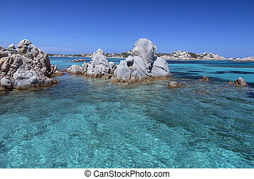 Maddalena Islands - Sardinia - Italy - The Maddalena...