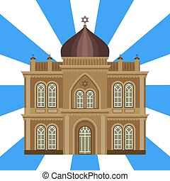 Cathedral jewish church temple traditional building landmark...