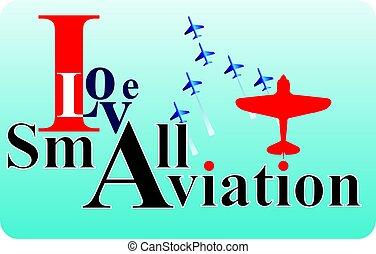 I love Small Aviation