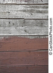 old wooden planks as background