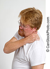 Man Shoulder Pain