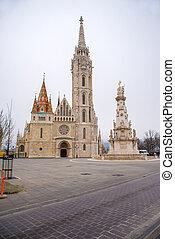 Matthias Church is a Roman Catholic church located in...