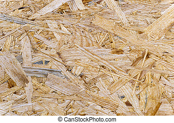 Rough Chipboard as wallpaper -