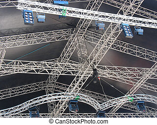stage illumination light equipment and projectors -...