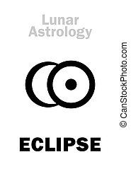 Astrology: ECLIPSE - Astrology Alphabet: ECLIPSE...