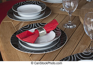 table place setting