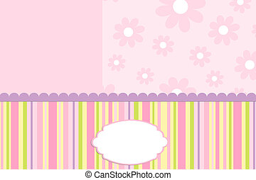 Scrapbook elements and backgrounds - Scrapbook elements...