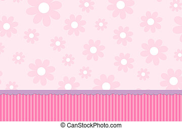 Scrapbook element Colorful background