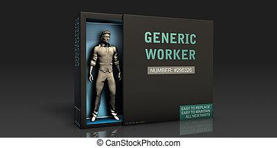 Generic Worker Employment Problem and Workplace Issues