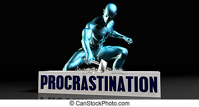 Get Rid of Procrastination and Remove the Problem