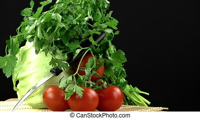 Mix of Vegetables Composition