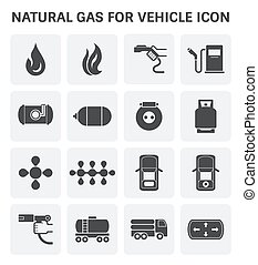natural gas icon
