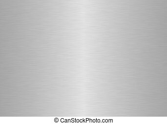 Texture brushed steel